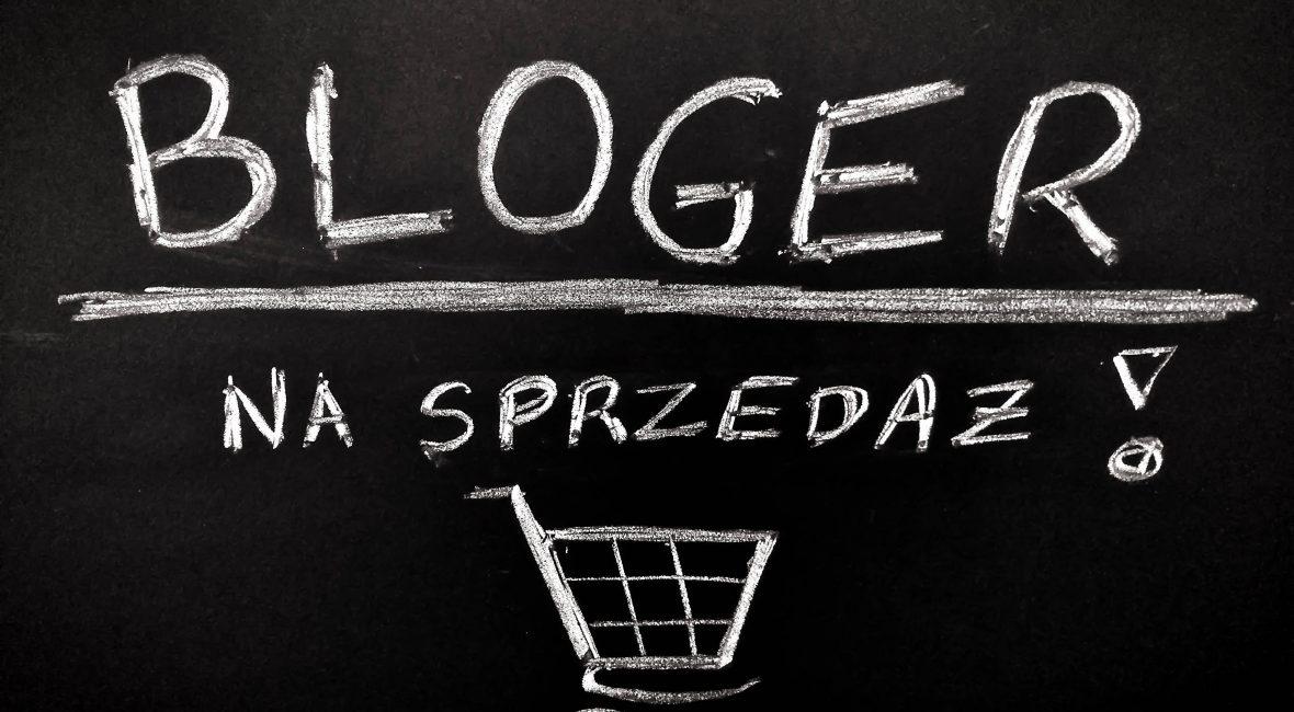 Blog? czy witryna sklepowa